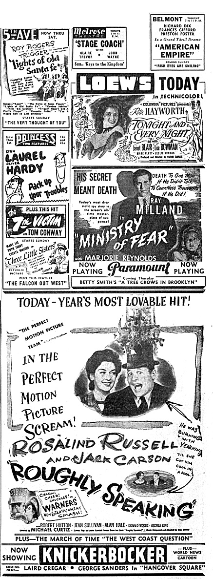 1945-theater-ads