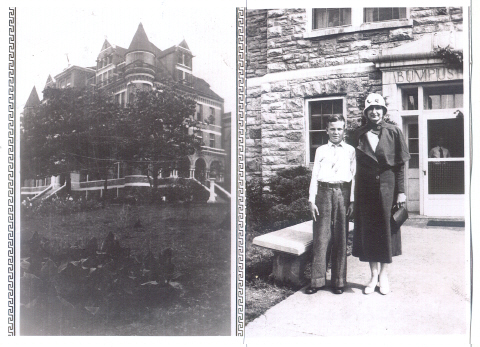 masonic widows & orphans home