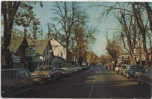 Van Buren Street
