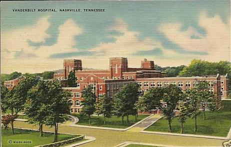 Vanderbilt Hospital