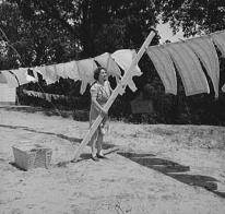 54 clothes line