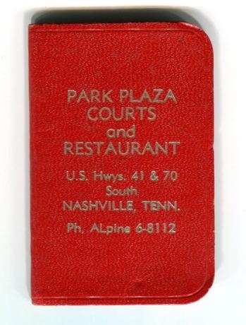 park plaza courts